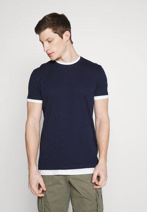 T-shirts basic - dark blau