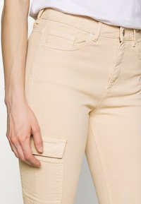 edc by Esprit - UTILITY - Trousers - sand - 3