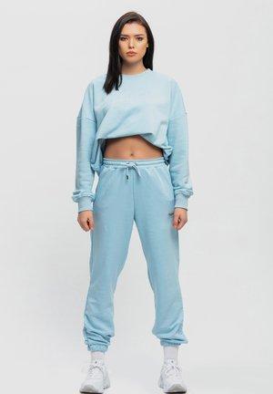 Tracksuit - blau
