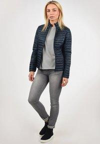 JDY - BRITTA - Winter jacket - blue - 1