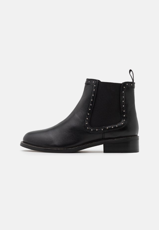 OTI STUD RAND CHELSEA BOOT - Classic ankle boots - black