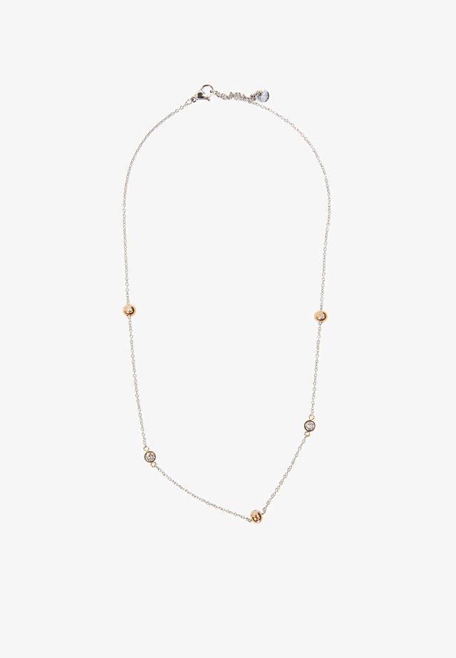 Halsband - rosegold