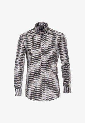 MIT MODISCHEM DRUCK - Shirt - anthrazit