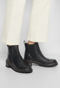 See by Chloé - MALLORY BOOTIE - Classic ankle boots - black - 3