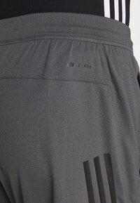adidas Performance - KRAFT AEROREADY TRAINING SPORTS - Urheilushortsit - grey - 4