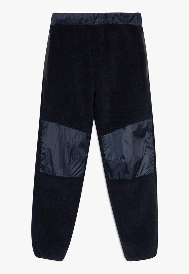 UBALDO - Trousers - dark navy