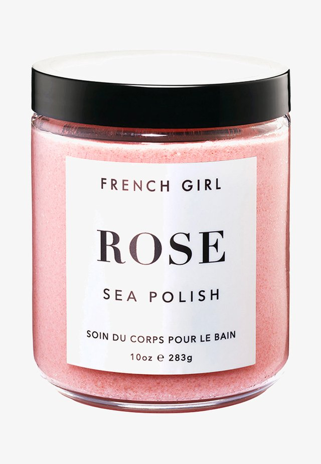 ROSE SEA POLISH - SMOOTHING TREATMENT - Lichaamsscrub - -