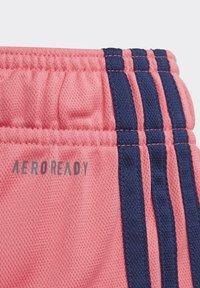adidas Performance - REAL MADRID AEROREADY MINIKIT - Sports shorts - pink - 8