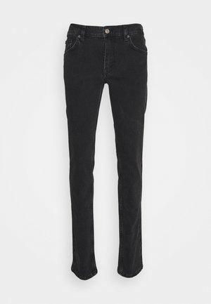 DAMIEN ONE WASH - Slim fit jeans - black