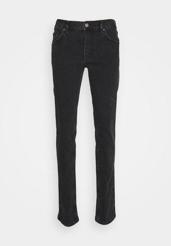 DAMIEN ONE WASH - Jeans slim fit - black