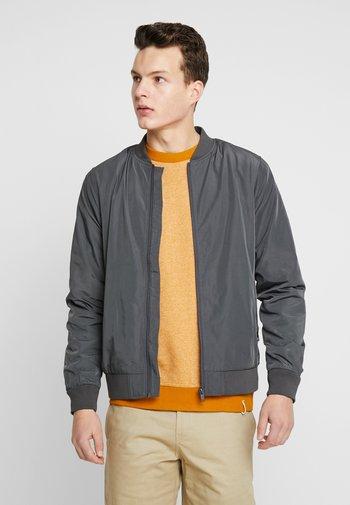 CORE ALL - Bomber Jacket - grey
