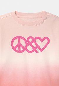 GAP - GIRL TIE DYE CREW - Sweatshirt - pink - 2