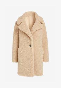 Next - Winter coat - stone - 6