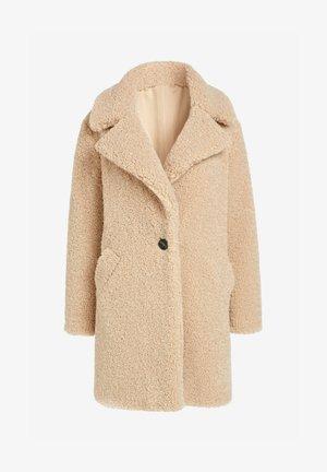 Płaszcz zimowy - stone