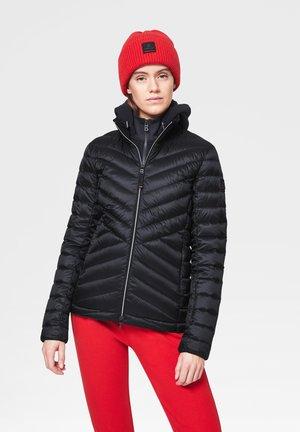 Down jacket - schwarz