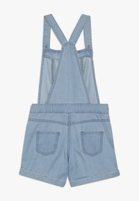 Lili Gaufrette - GAGE - Dungarees - light-blue denim - 1