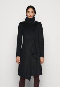 Patrizia Pepe - CAPPOTTO COAT - Zimní kabát - nero - 0