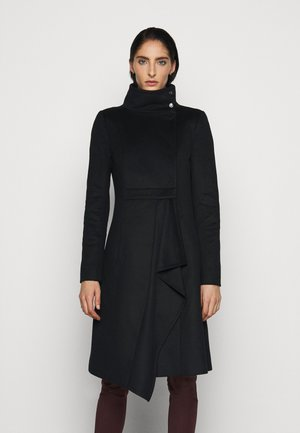 CAPPOTTO COAT - Villakangastakki - nero