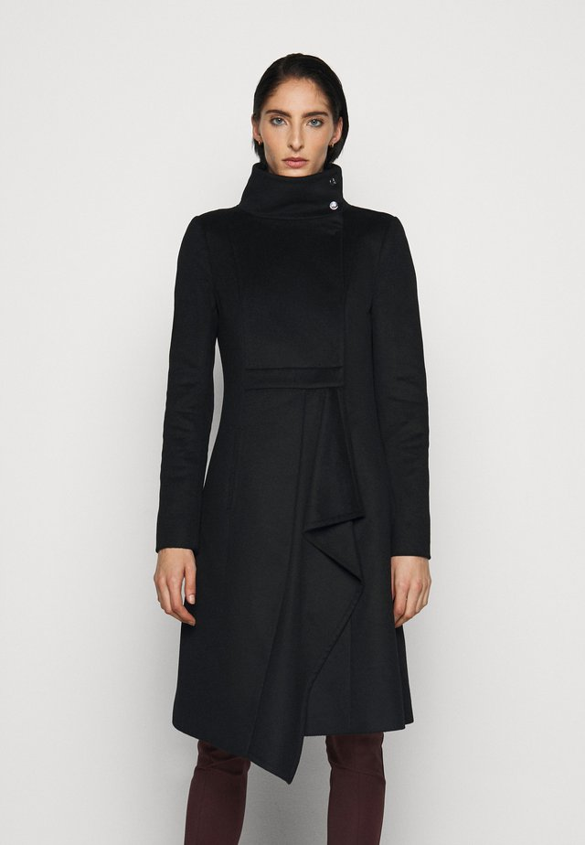 CAPPOTTO COAT - Mantel - nero