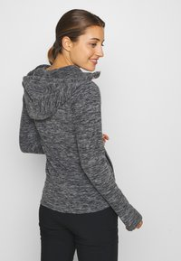 Roxy - ELECT FEELIN - Fleece jacket - anthracite - 2