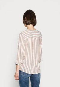 TOM TAILOR - Blouse - beige offwhite - 2