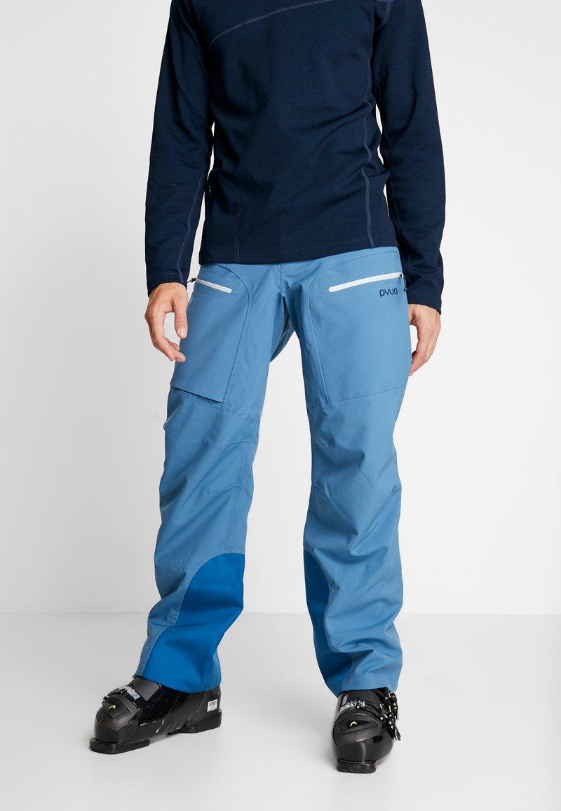 PYUA - SPUR - Snow pants - stellar blue