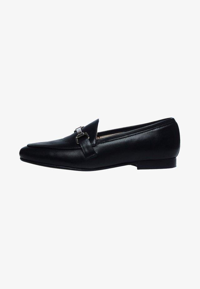 Slip-ons - black