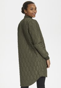 Kaffe - Short coat - grape leaf - 3