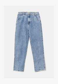TALLY WEiJL - SLOUCHY - Relaxed fit jeans - blu - 3