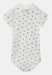 Petit Bateau - Polo shirt - marshmallow/smoking - 1
