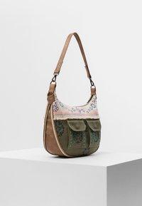 Desigual - BOLS MILIBELLINI SIBERIA - Handbag - green - 3