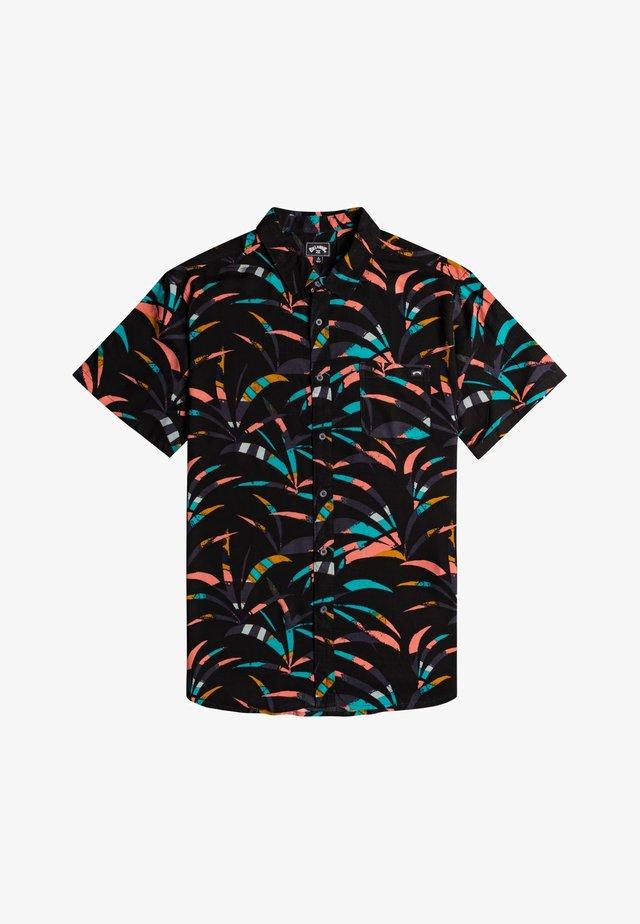VACAY  - Shirt - black coral