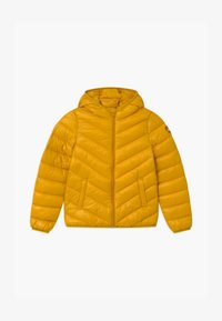Benetton - BASIC GIRL - Zimní bunda - yellow - 0