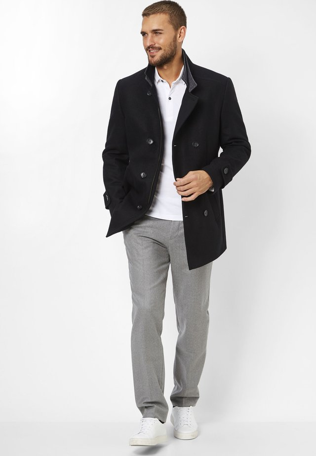 ELEGANTER - Classic coat - black