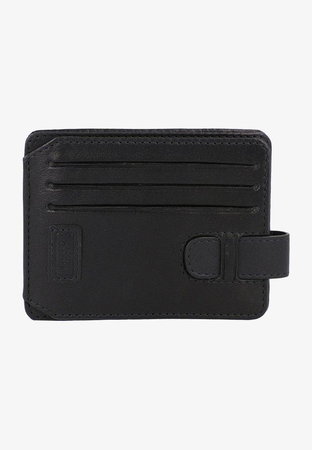Geldbörse - schwarz