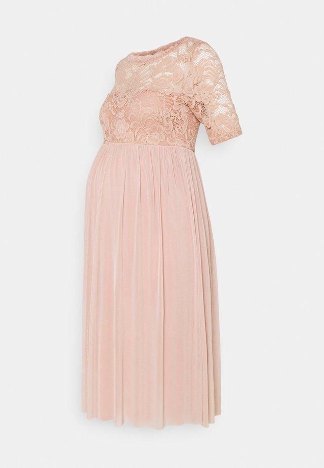 MLMIVANA DRESS - Juhlamekko - misty rose