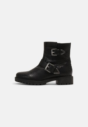HOARA - Classic ankle boots - black