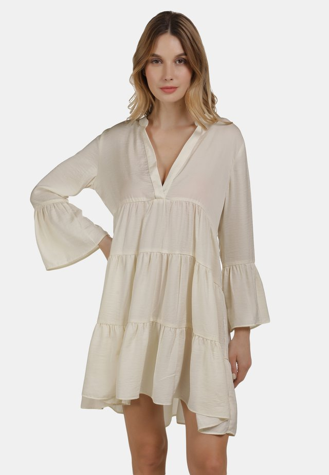 KLEID - Day dress - cream