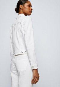 BOSS - Denim jacket - natural - 4
