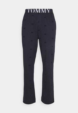 ULTRA SOFT SLEEP PANT - Pantaloni del pigiama - blue