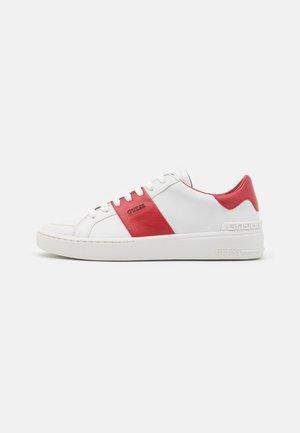 VERONA STRIPE  - Trainers - white/red