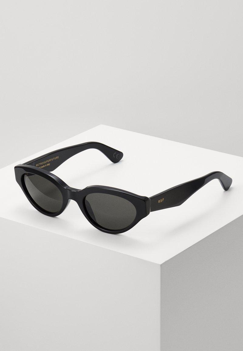RETROSUPERFUTURE - Okulary przeciwsłoneczne - black