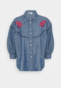 See by Chloé - Blouse - faded indigo - 0