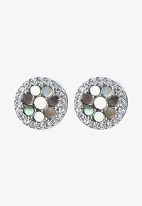 Fossil - VINTAGE GLITZ - Earrings - silver-coloured - 1