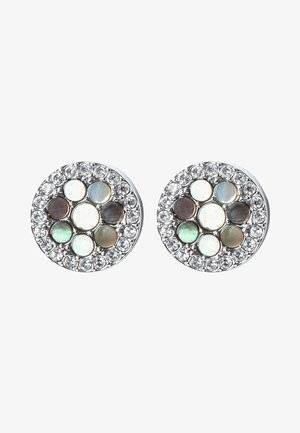 VINTAGE GLITZ - Ohrringe - silver-coloured