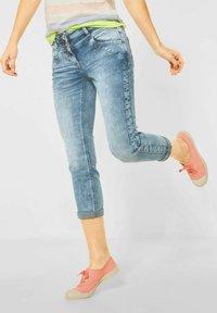 Cecil - Jeans Skinny Fit - blau - 0
