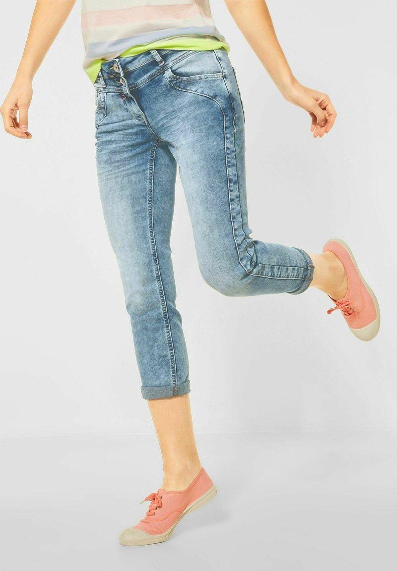 Cecil - Jeans Skinny Fit - blau