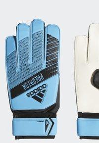 adidas Performance - PREDATOR TRAINING GOALKEEPER GLOVES - Fingerhandschuh - blue - 4