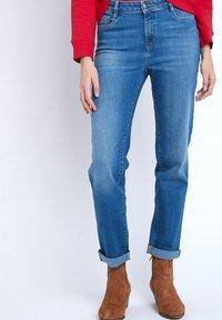 Maison 123 - Slim fit jeans - bleu marine - 0