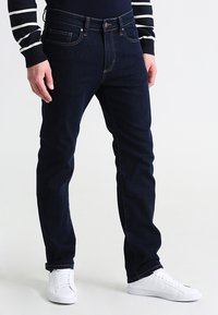 Pier One - BASIC - Straight leg jeans - rinsed - 0